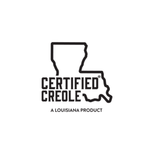 certified creole product label